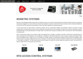 accesscontrolsystem.in