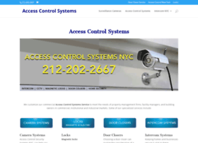 accesscontrolsystemsnyc.com