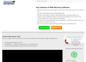 accessfilerecovery.mdbrecovery.net