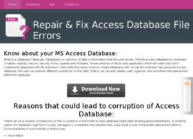 accessfilerecovery.repairaccess.org