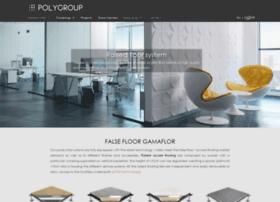 accessfloorpolygroup.com