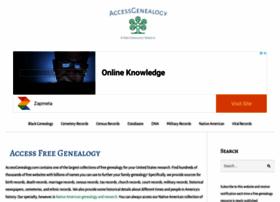 accessgenealogy.com