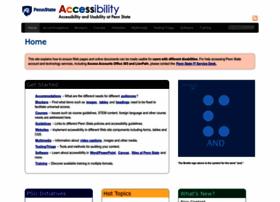 accessibility.psu.edu