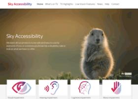 accessibility.sky.com