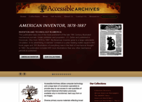 accessible-archives.com