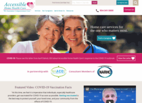 accessiblehomehealthcare.com