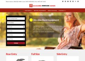 accessibleminivanrentals.com