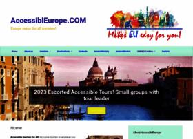 accessibleurope.com