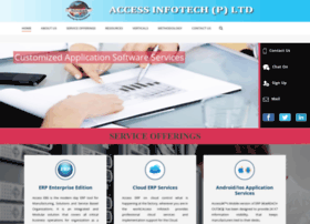 accessinfotechindia.com