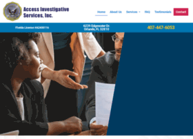 accessinvestigativeservices.com