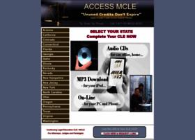 accessmcle.com