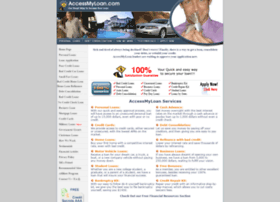 accessmyloan.com
