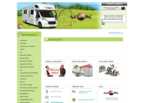 accessoires-camping-car.fr