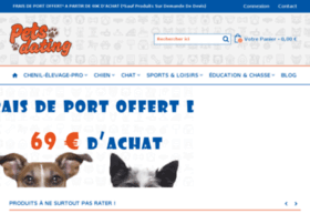 accessoires-chiens-chats.pets-dating.com