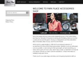 accessories.parkplace.com