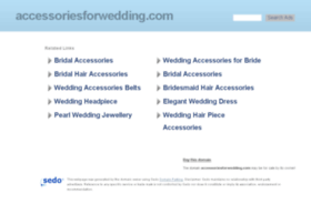 accessoriesforwedding.com