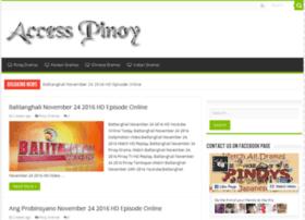 accesspinoy.com
