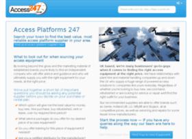 accessplatforms247.co.uk