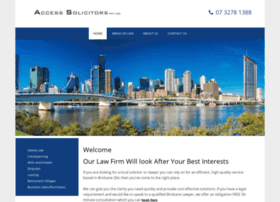 accesssolicitors.com.au