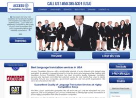accesstranslationservices.com