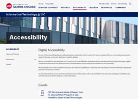 accessweb.uic.edu