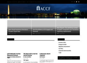 accf.org