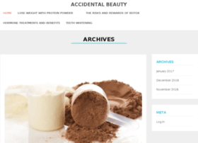 accidentalbeauty.com