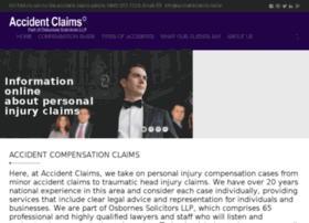 accidentclaims.name