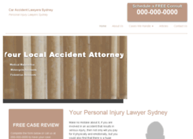 accidentclaimscompensation.com.au