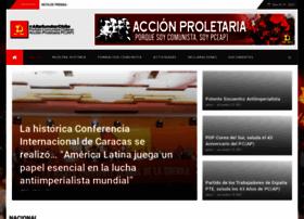 accionproletaria.com