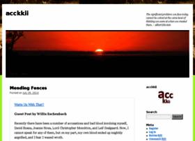 acckkii.wordpress.com