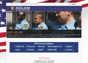 acclaimguard.com