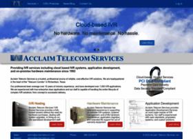 acclaimtelecom.com