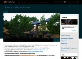 accommodation.cam.ac.uk