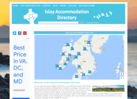 accommodation.islayinfo.com