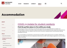 accommodation.mq.edu.au
