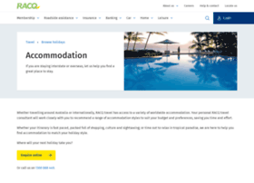accommodation.racq.com.au