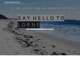 accommodationinlorne.com.au