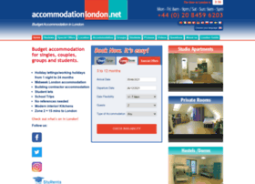 accommodationlondon.net