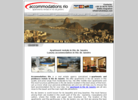 accommodationsrio.com