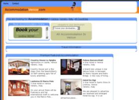 accommodationvenice.com