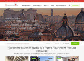 accomodationsrome.com