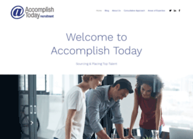 accomplish.today