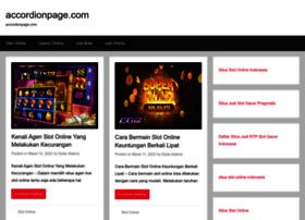 accordionpage.com
