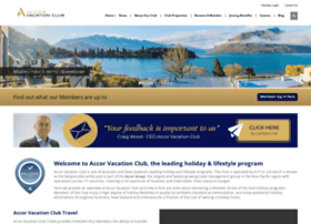 accorvacationclub.com.au