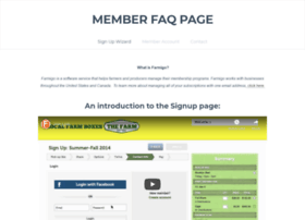 account-faq.farmigo.com