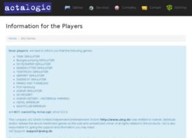 account.actalogic.com