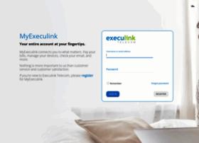 account.execulink.com