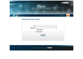 account.fizeo.com