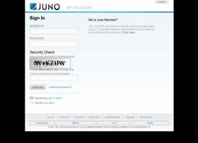 account.juno.com